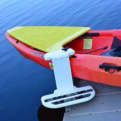 DogYak Universal Kayak Platform and Step
